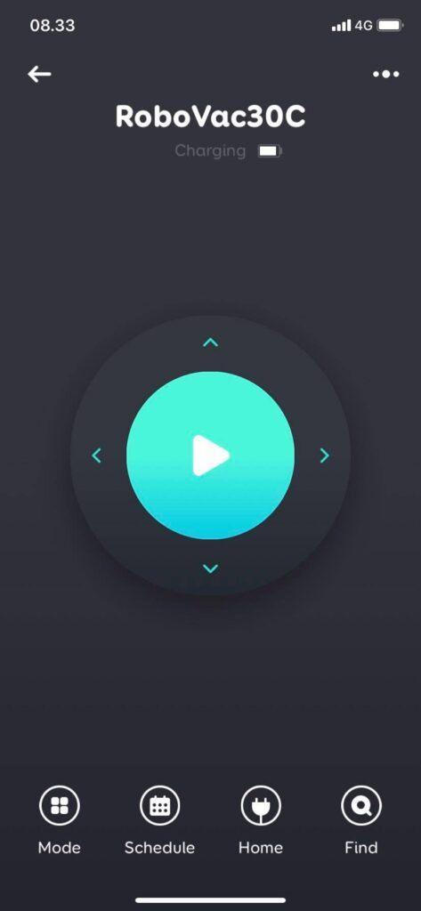 Eufy RoboVac 30C app test